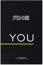 Parfumuri și produse cosmetice Loțiune după ras - Axe You