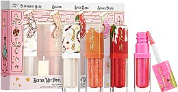 Parfumuri și produse cosmetice Set - Too Faced Better Not Pout But If You Do Keep It Glossy (4x/0.12ml)