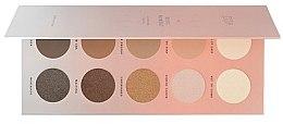 Parfumuri și produse cosmetice Paletă farduri de ochi - Zoeva Basic Moment Eyeshadow Palette