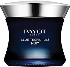 Parfumuri și produse cosmetice Balsam de noapte pentru față - Payot Blue Techni Liss Nuit
