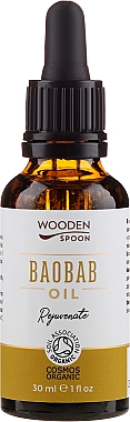 Ulei de Baobab - Wooden Spoon Baobab Oil
