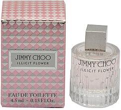 Parfumuri și produse cosmetice Jimmy Choo Illicit Flower - Apă de toaletă (miniatura)