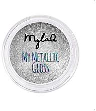 Parfumuri și produse cosmetice Pudră pentru unghii - MylaQ My Matellic Gloss
