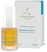 Parfumuri și produse cosmetice Ulei nutritiv hidratant pentru față - Aromatherapy Associates Hydrating Nourishing Face Oil