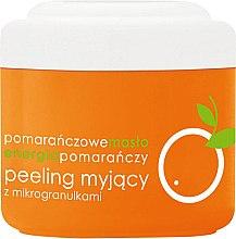 """Parfumuri și produse cosmetice Peeling de corp cu microgranule """"Orange"""" - Ziaja Body Peeling"""