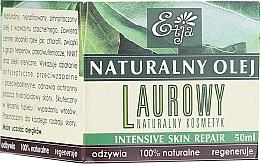 Parfumuri și produse cosmetice Ulei natural de laur - Etja Natural Oil