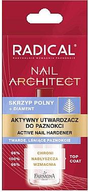 Întăritor pentru unghii - Farmona Radical Nail Architect — Imagine N1