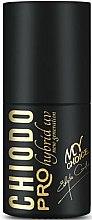 Parfumuri și produse cosmetice Ojă hibrid - Chiodo Pro Black & White Style