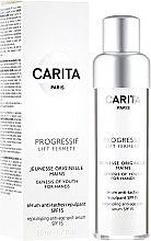 Parfumuri și produse cosmetice Cremă de mâini - Carita Haute Beaute Corps Hand Cream SPF 15