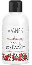Parfumuri și produse cosmetice Tonic Facial revitalizant - Vianek Revitalizing Tonic