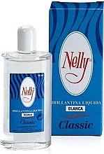 Parfumuri și produse cosmetice Tratament pentru păr - Nelly Liquid Brillantine