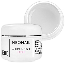 Parfumuri și produse cosmetice Gel transparent monofazat - NeoNail Professional Allround Gel Clear