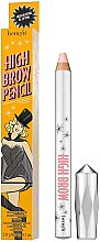 Parfumuri și produse cosmetice Creion-iluminator pentru sprâncene - Benefit High Brow a Brow Lifting Pencil