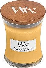 Parfumuri și produse cosmetice Lumânare parfumată în suport de sticlă - WoodWick Oat Flower Candle