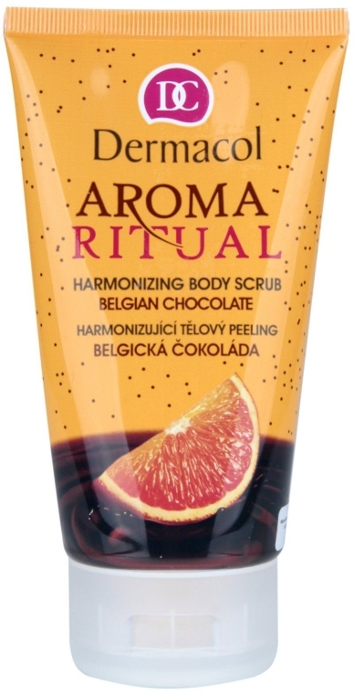Scrub pentru corp - Dermacol Body Aroma Ritual Harmonizing Body Scrub — Imagine N1