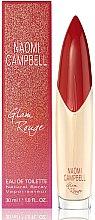 Parfumuri și produse cosmetice Naomi Campbell Glam Rouge - Туалетная вода