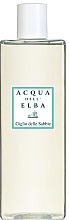 Parfumuri și produse cosmetice Запасной блок для аромадиффузора - Acqua Dell Elba Giglio Delle Sabbie Diffuser Refill