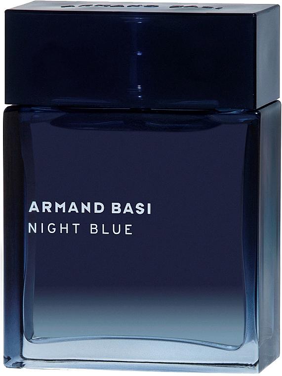 Armand Basi Night Blue - Apă de toaletă (tester cu capac) — Imagine N1