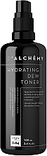 Parfumuri și produse cosmetice Tonic pentru față - D'Alchemy Hydrating Dew Toner