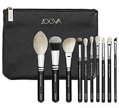 Parfumuri și produse cosmetice Set pensule pentru machiaj, 10 bucăți - Zoeva Luxe Prime Professional Brush Set