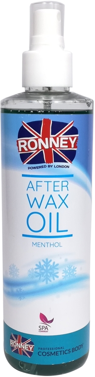 "Лосьон после депиляции ""Ментол"" - Ronney After Wax Oil — фото N1"