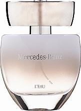 Parfumuri și produse cosmetice Mercedes-Benz L`Eau - Apă de toaletă
