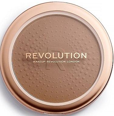 Bronzer pentru față - Makeup Revolution Mega Bronzer