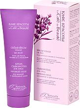 Parfumuri și produse cosmetice Cremă-ser hidratantă pentru îngrijirea nocturnă a feței pentru pielea grasă și acneică - Le Cafe de Beaute Night Cream Serum Visage