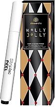 Духи, Парфюмерия, косметика Карандаш для ногтей и кутикулы - Alessandro International Holly Jolly Care & Gloss Finish