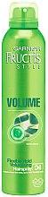 "Parfumuri și produse cosmetice Lac de păr ""Fixare flexibilă"" - Garnier Fructis Style Bamboo Flexible Hold Volumising Hairspray"