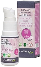 Духи, Парфюмерия, косметика Organiczny olejek migdałowy - Azeta Bio Organic Perineum Almond Oil