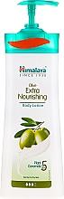 Parfumuri și produse cosmetice Loțiune nutritivă cu extract de măsline pentru corp - Himalaya Herbals Olive Extra Body Lotion