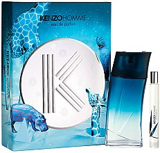 Parfumuri și produse cosmetice Kenzo Homme - Set (edp/100ml + edp/15ml)