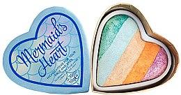 Parfumuri și produse cosmetice Iluminator pentru față și ochi - I Heart Revolution Mermaid's Heart Highlighter