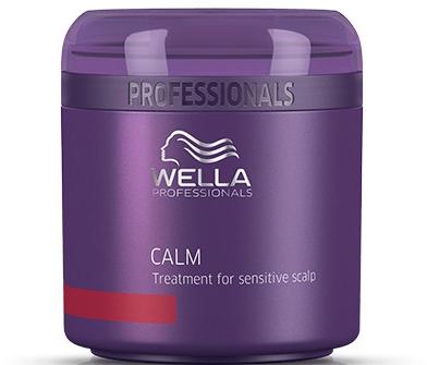Mască de păr pentru scalp sensibil - Wella Professionals Balance Calm Hair Mask — Imagine N1