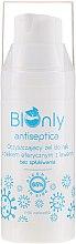 Parfumuri și produse cosmetice Gel antibacterian cu ulei esențial de lavandă pentru mâini - BIOnly Antiseptica Antibacterial Gel