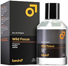 Parfumuri și produse cosmetice Be-Viro Wild Focus - Apă de colonie
