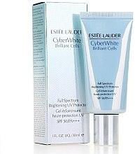 Parfumuri și produse cosmetice Cremă intensă de plajă - Estee Lauder Cyber White Brilliant Cell Full Spectrum Brightening UV Protector SPF 50/PA+++