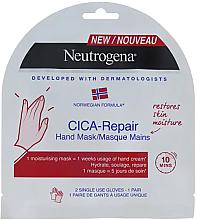 Parfumuri și produse cosmetice Mască regenerantă pentru mâini - Neutrogena Cica-Repair