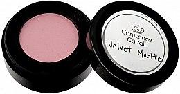 Parfumuri și produse cosmetice Farduri mate de ochi - Constance Carroll Velvet Matte Mono Eyeshadow