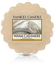 Parfumuri și produse cosmetice Ceară aromată - Yankee Candle Warm Cashmere Wax Melts