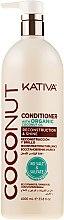 Parfumuri și produse cosmetice Balsam pentru păr - Kativa Coconut Conditioner