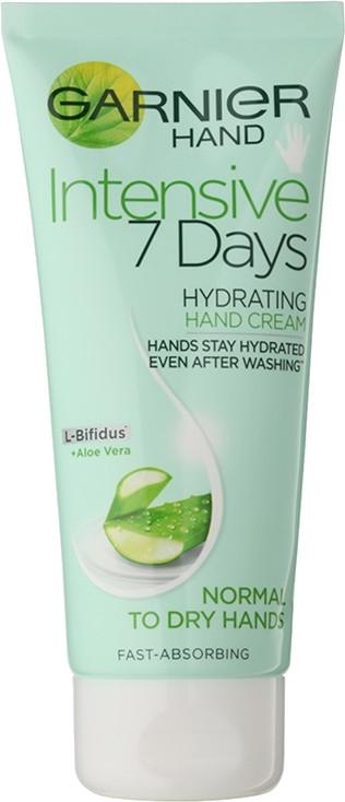 """Cremă pentru mâini """"7 zile"""" - Garnier 7 Days Hydration Moisturizing Hand Cream"""
