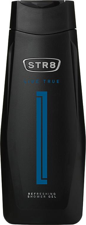 STR8 Live True - Set (ash/lot/50ml+deo/spray/150ml+sh/gel/250ml) — Imagine N4