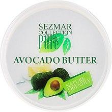 """Parfumuri și produse cosmetice Ulei de corp """"Avocado"""" - Hristina Cosmetics Sezmar Collection"""