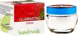 Parfumuri și produse cosmetice Cremă iluminatoare pentru față - Hristina Cosmetics Handmade Illuminating Cream
