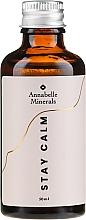 Parfumuri și produse cosmetice Ulei multifuncțional pentru eliminarea machiajului - Annabelle Minerals Stay Calm Oil