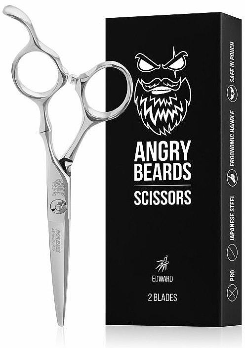 Foarfece de păr - Angry Beards Scissors Edward