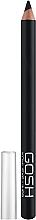 Parfumuri și produse cosmetice Creion dermatograf contur de ochi - Gosh Kohl Eyeliner