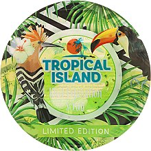"Parfumuri și produse cosmetice Scrub de față ""Kiwi"" - Marion Tropical Island Kiwi Exfoliation Scrub"
